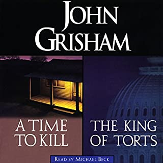 A Time to Kill & The King of Torts cover art