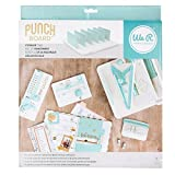 We R Memory Keepers Punch Board Storage Almacenamiento, Off White, 34 X 2.3 X 39 Cm