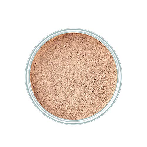 Artdeco 26094 Mineral Powder Fondotinta - 1 Prodotto, Nr. 2 Natural Beige 15 g