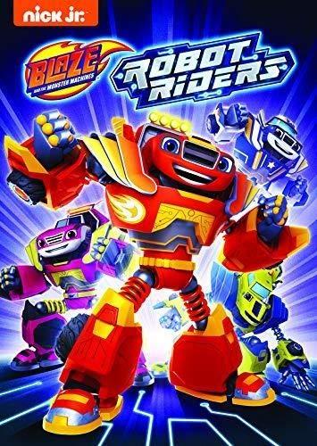 Blaze & The Monster Machines: Robot Riders [Edizione: Stati Uniti] [Italia] [DVD]