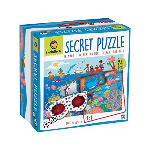 Secret Puzzle Mar – 24 Piezas