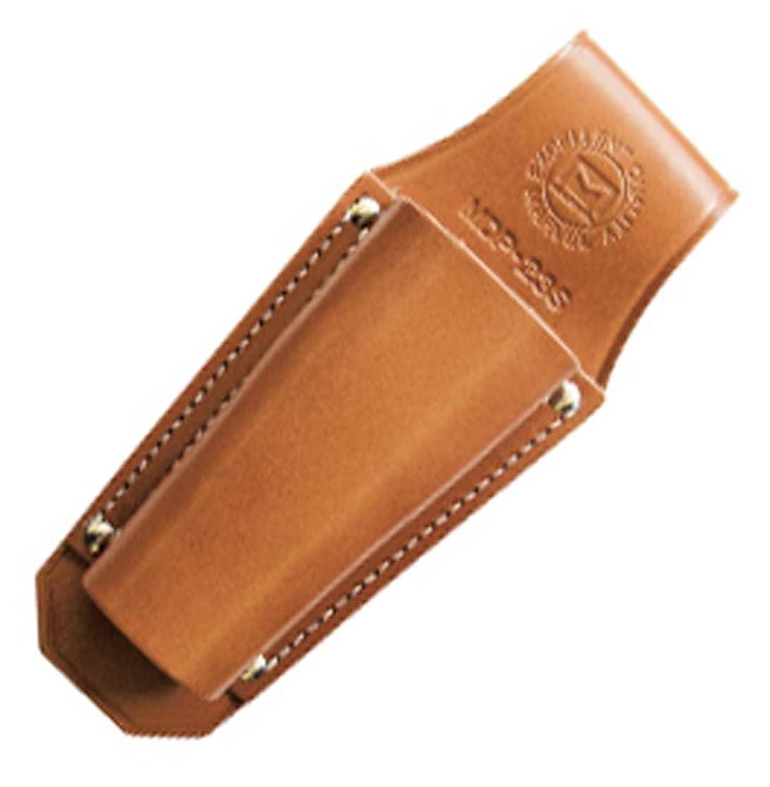 理解する襟糞マーベル(MARVEL) 牛皮革製電工ポケット ハンドプレス差し MDP-23S