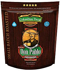 2LB Don Pablo Colombian Decaf