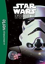 Star Wars - Episode IV - Un nouvel espoir - Le roman du film de Lucasfilm