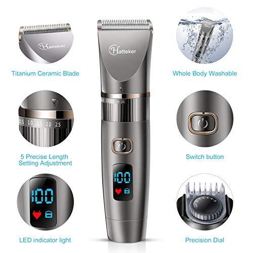 Hatteker Haarschneidemaschine - 4