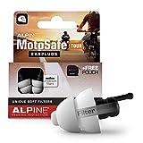 Alpine MotoSafe Tour Reusable Ear Plugs – Motorcycle Ear Plugs –...