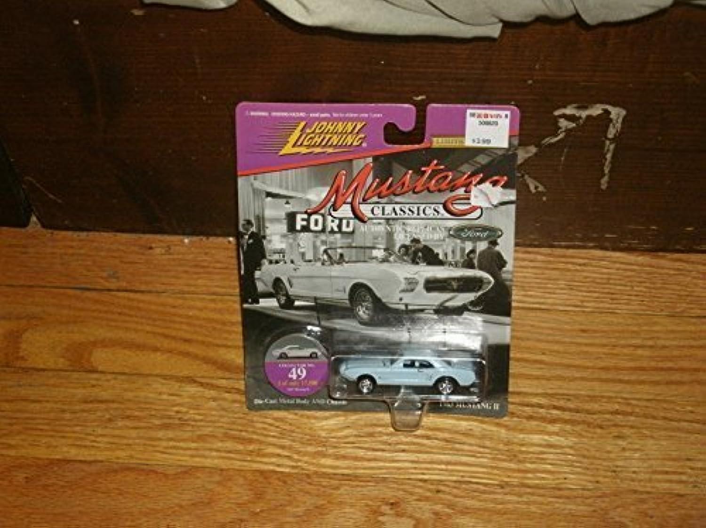 punto de venta barato 1963 1963 1963 Mustang II Johnny Lighting by Johnny Lighting  ¡no ser extrañado!