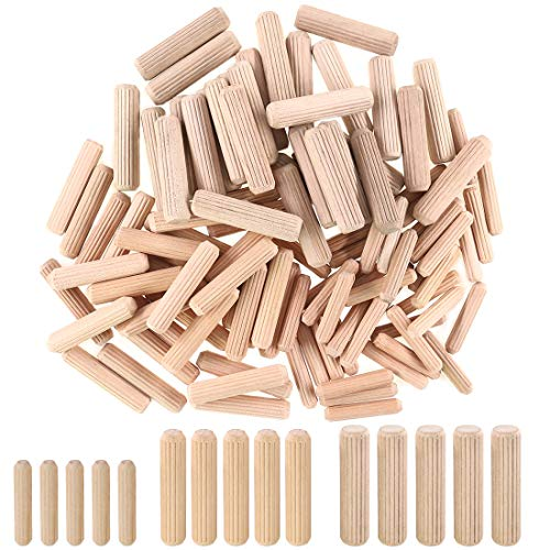 "Hilitchi 400pcs 6mm 8mm 10mm (Approx 1/4"" 5/16"" 3/8"