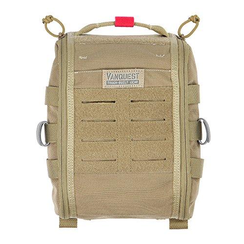 VANQUEST FATPack 7x10 (Gen-2) First Aid Trauma Pack (Coyote Tan)