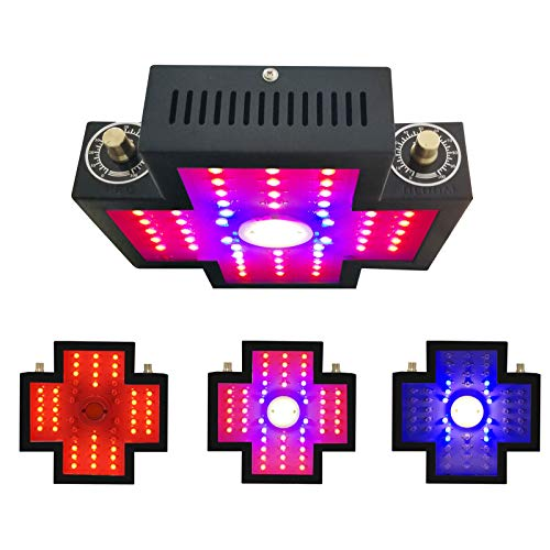 ZMHS LED Grow Light Full Spectrum 1200W High Power Grow LED Plant Growling Light for Plant Indoor Hydroponics Greenhouse