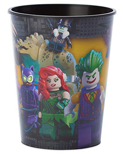 LEGO Batman Movie Becher aus Kunststoff, 455 ml