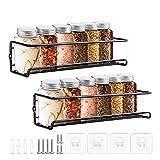 Coquimbo Organizador Especiero de Cocina, Set de 2 Especieros para Armarios...