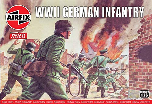 Airfix A00705 WWII German Infantry Classic Kit