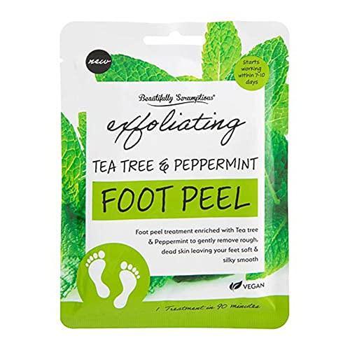 Exfoliante árbol de té y menta Pie Peel Vegan 1 tratamiento en 90 minutos
