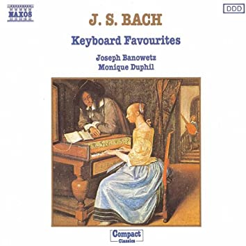 BACH, J.S.: Keyboard Favourites