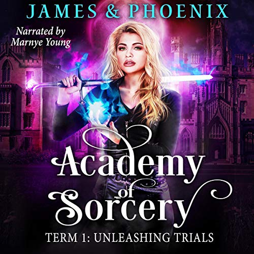Term 1: Unleashing Trials cover art