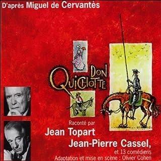 Couverture de Don Quichotte