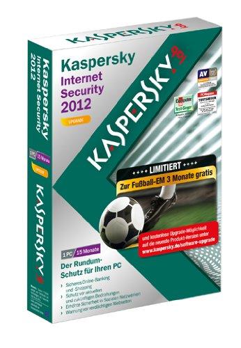 Kaspersky Internet Security 15 Monate EM-Edition Update [import allemand]