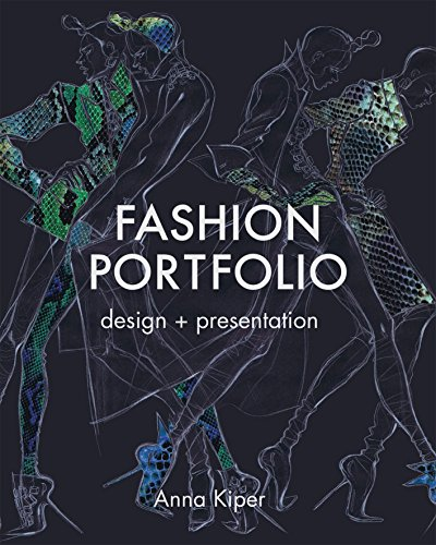 Fashion Portfolio: Design and Presentation (English Edition)