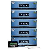 Zen Cigarette Tubes | Light | 100's | 5 Pack | 1250 Tubes