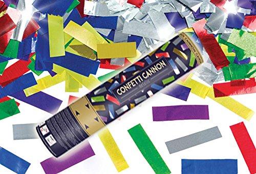 Confeti multicolor protectores confeti 10pieza Fiesta Popper Cañón de 40cm Carnaval boda–de casa de los corazones
