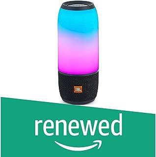 (Renewed) Jbl Pulse 3 Portable Wireless Speaker - Black