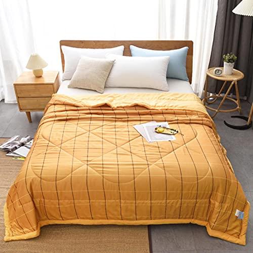 ASHY Colcha de verano fresco, ropa de cama del hogar, edredón de los niños, manta de aire acondicionado