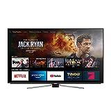 Grundig OLED - Fire TV Edition Hands-Free mit Alexa (65 VLO 8599) 164 cm (65 Zoll) OLED Fernseher (Ultra HD, Dolby Vision, Dolby Atmos) [Modelljahr 2019]