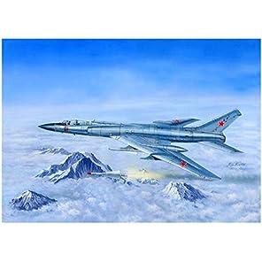 トランペッター 1/72 ソビエト軍 Tu-128M フィドラー プラモデル 01687