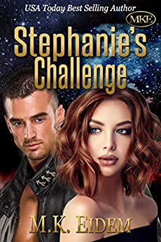 Stephanie's Challenge (Challenge Series Book 4) by [M.K. Eidem]