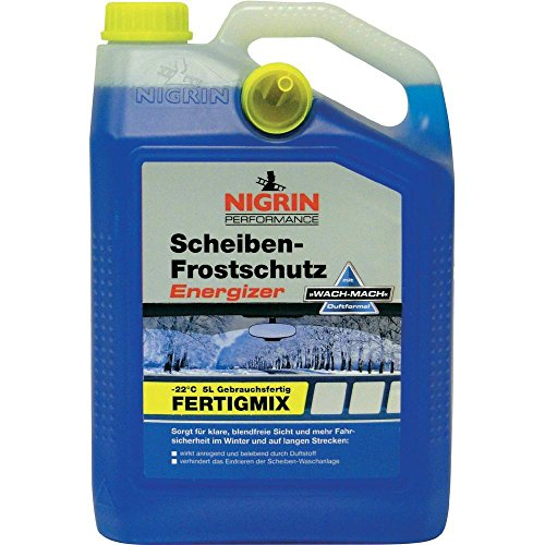 Scheiben-Frostschutz Energizer -22° 5l