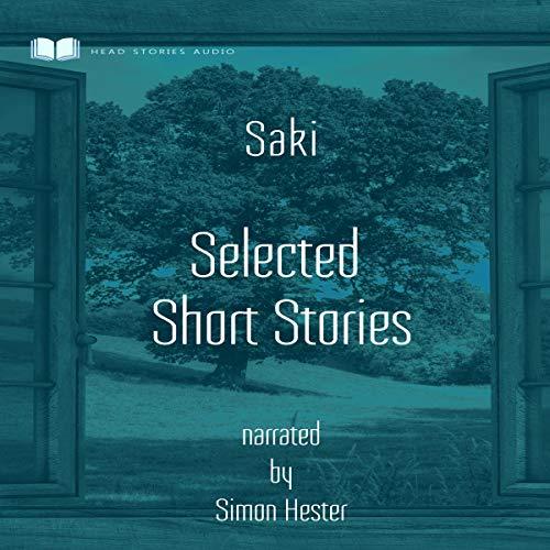 Couverture de 12 Selected Short Stories by Saki