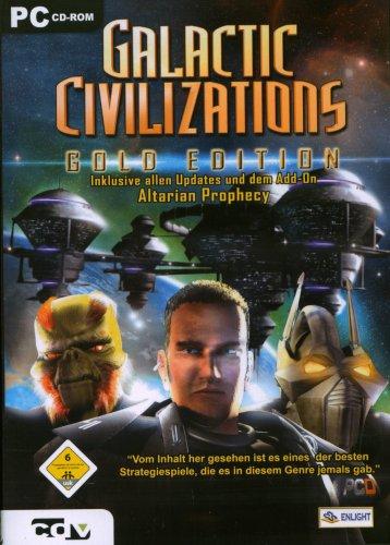 mächtig Galactic Civilization-Gold Edition