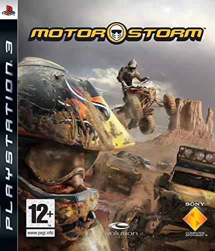 MotorStorm (PS3) [Importación Inglesa]