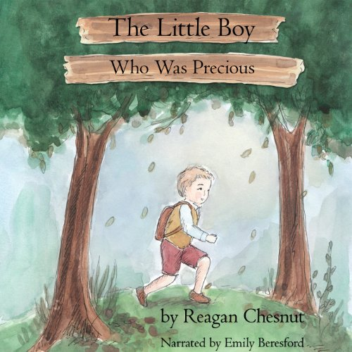 The Little Boy, Who Was Precious audiobook cover art