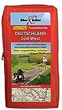 Tourenkarten Set Deutschland Süd-West (FolyMaps)