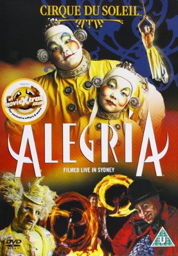 Cirque Du Soleil: Alegria [Import anglais]