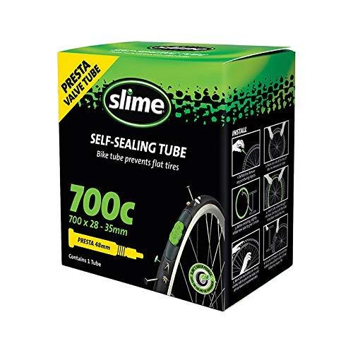 Sunlite Bicycle Inner Tube 700x28-35c Presta 32mm Valve Road Cross Touring Bike