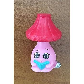 Shopkins Season 5#5-064Lynn Lamp Pink Version   Shopkin.Toys - Image 1