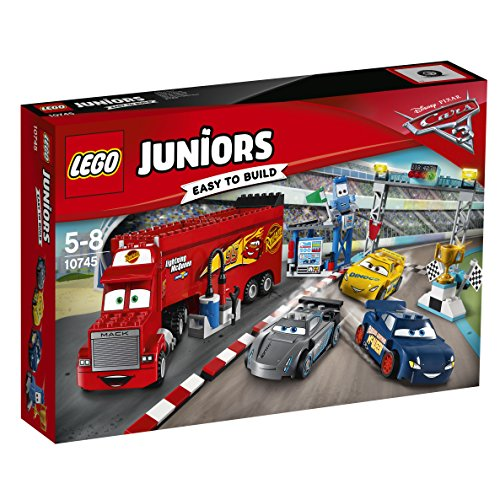 LEGO- Juniors Disney Gara Finale Florida, Multicolore, 10745