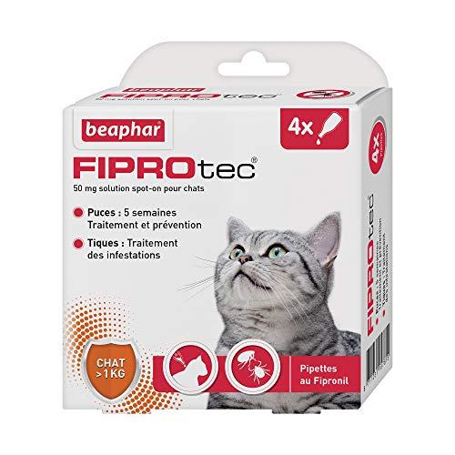 BEAPHAR – FIPROTEC 50 mg –...