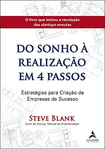 Do Sonho À Realização Em 4 Passos: Estratégias para Criação de Empresas de Sucesso