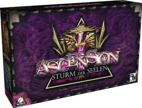 Marabunta 001641 - Ascension- Sturm der Seelen, Kartenspiele
