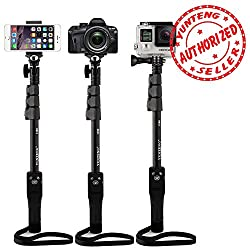 Shopizone Yunteng Selfie Stick: Bluetooth required