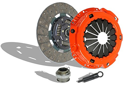 Clutch Kit Compatible With Tacoma Tundra Fj Cruiser Base Pre Runner X-Runner SR5 Trail Teams TRD Special Edition 2005-2011 4.0L V6 GAS DOHC Naturally Aspirated (Stage 1; 1Grfe)