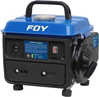 Surtek GG307 Foy Generador a Gasolina Foy de 120 V, con Cilindrada de 63 CC, Potencia 600 W, Frecuencia 60 Hz, Capacidad d...