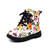 Botas de Nieve de Niñas Más Terciopelo de PU Zapatos de Bebé...