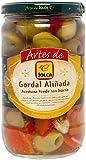 Aceitunas Gordal Aliñada Jolca Frasco 680 G