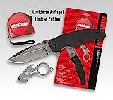 Kershaw D.I.Y. SET Aktionsset, SpeedSafe Messer,Tool,Bandmaß, Kershaw Messer