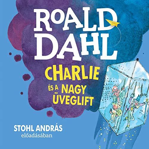 Charlie és a nagy üveglift cover art